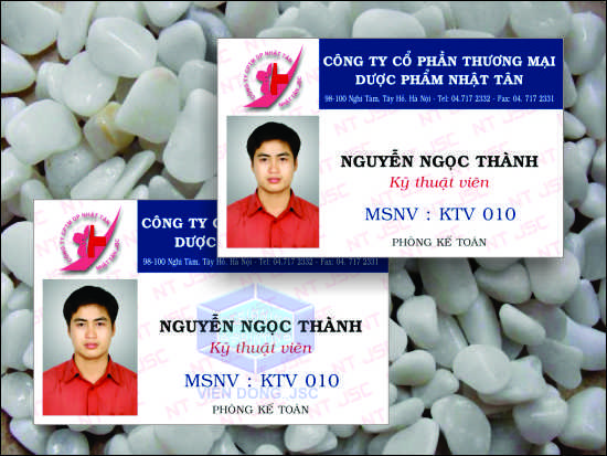 In thẻ nhân viên lấy ngay tại Hà Nội | In name Card lấy nhanh nhất Hà Nội | In the, in the nhua, in the nhan vien, in the nhan vien, in the gia re tai Ha Noi