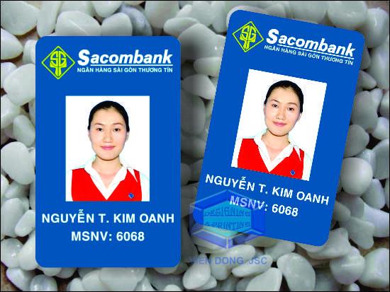 In thẻ công nhân dùng chấm công Hà Nội | IN THẺ NHỰA GIÁ RẺ, LẤY NGAY SAU 05 PHÚT | in the, in the