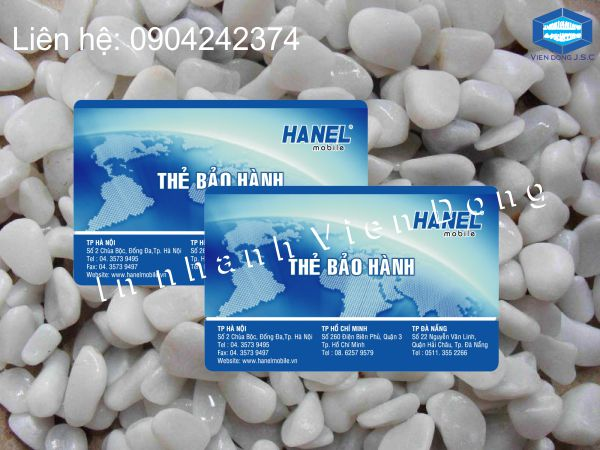 In phiếu bảo hành giá rẻ tại hà nội | In name Card lấy nhanh | In the, in the nhua, in the nhan vien, in the nhan vien, in the gia re tai Ha Noi