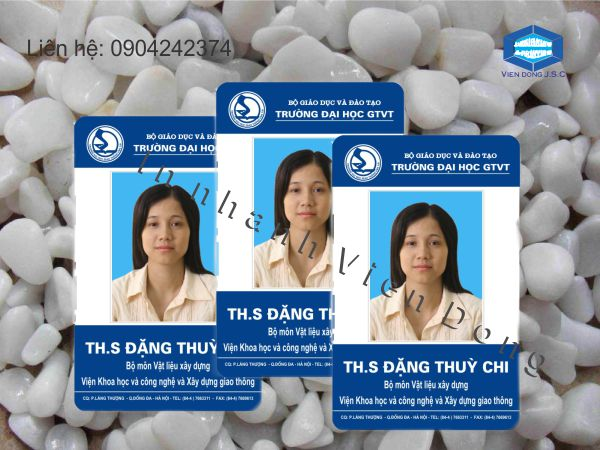 In thẻ công chức | In Card Visit giá rẻ Hà Nội | in the, in the