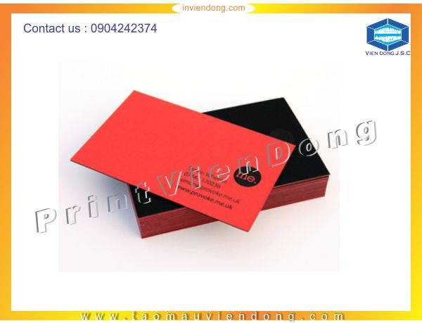 Personal business cards | In Card rẻ nhất | In the, in the nhua, in the nhan vien, in the nhan vien, in the gia re tai Ha Noi