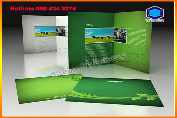 Printing Corporate Profile in Hanoi | In Card Visit Hà Nội | In the, in the nhua, in the nhan vien, in the nhan vien, in the gia re tai Ha Noi